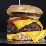 New York Fair Unveils Donut Burgers