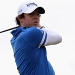 Rory McIlroy British Open