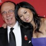 Rupert Murdoch's Wife