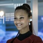 Star Trek Saldana