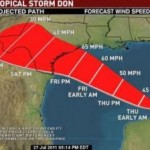 Tropical Storm Don