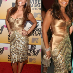 Vanessa Minnillo Dress