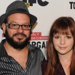 Amber Tamblyn David Cross Engaged