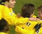 Arsenal 0-2 Liverpool