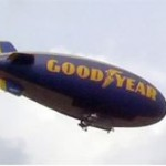 Blimp Lands Ohio Backyard