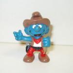 Cowboys Smurfs