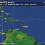 Emily Tropical Storm Tracking