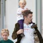 Ethan Hawke Welcomes Fourth Child