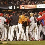 Giants Phillies Brawl