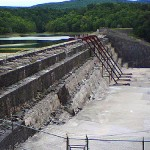 Gilboa Dam Break