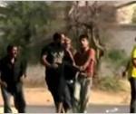 Gunfire Hama Syria