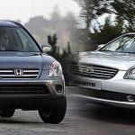 Honda CRV Recall