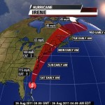 Hurricane Irene 2011 Weather Channel