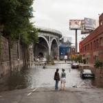 Hurricane Irene Flooding