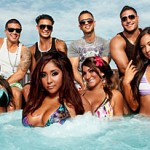 'Jersey Shore' Cast Private Jet