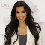 Kim Kardashian Fans Home