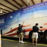 Presidential Bus