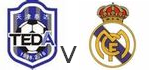 Tianjin Teda Vs Real Madrid