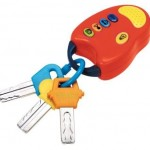 Toy Keys With Remote Recalled