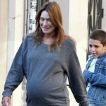 Carla Bruni Talks About Her Pregnancy