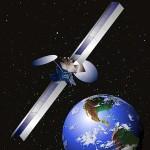 Dish Network Satellite