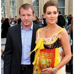 Guy Ritchie & Girlfriend Welcome Baby