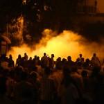 Israel Embassy Attack