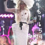 Lady Gaga Times Square 2012