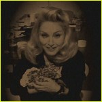 Madonna's 'love Letter' To Hydrangeas