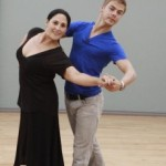 Ricki Lake Dancing Injury