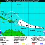Tropical Storm Maria