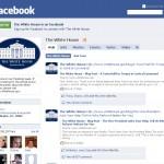 White House Facebook
