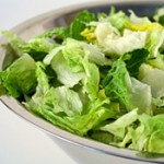 Bagged Salad Recall