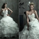 Ball Gown Wedding Dresses 2011