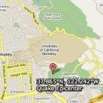 Berkeley Earthquake