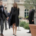 Carla Bruni Gives Birth