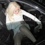 Christina Aguilera No Pants