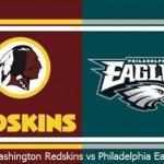 Eagles Vs Redskins