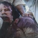 Gadaffi Died