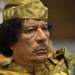 Gadhafi Burial