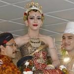 Indonesian Princess Weds