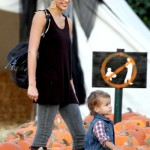 Jessica Alba Pumpkin Patch