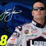 Jimmie Johnson Nascar