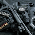 LAPD SWAT weapons stolen?