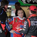 Martin Wins Pole NASCAR Talladega