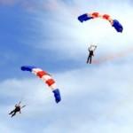 Mid-air proposal goes viral
