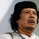 Moammar Gadhafi Death Body