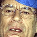 Muammar Gaddafi Buried