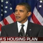 Obama Mortgage Plan