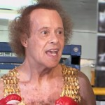 Richard Simmons Sick